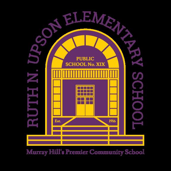 Ruth N. Upson Elementary School logo