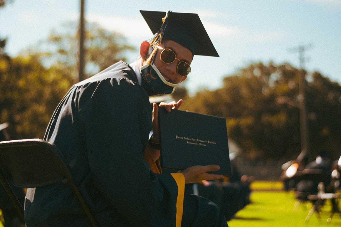 Paxon School for Advanced Studies graduate
