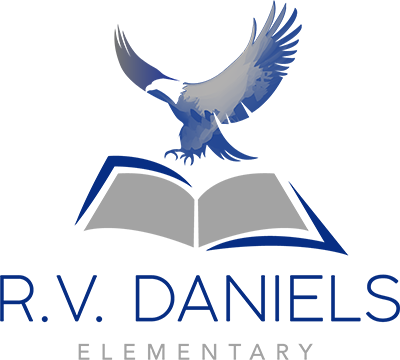 R.V. Daniels logo