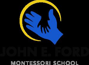 John E Ford logo